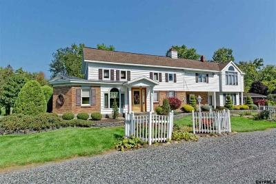 Saratoga County Single Family Home For Sale: 9 Herlihy Rd