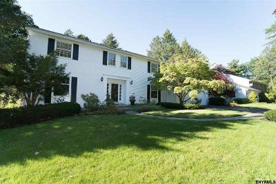 Albany County Single Family Home For Sale: 10 Norwood Dr