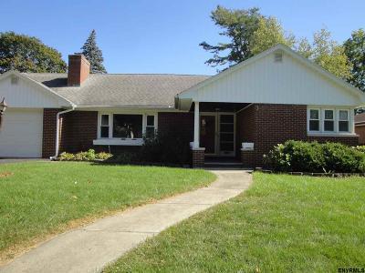 Albany Single Family Home For Sale: 306 S Main Av