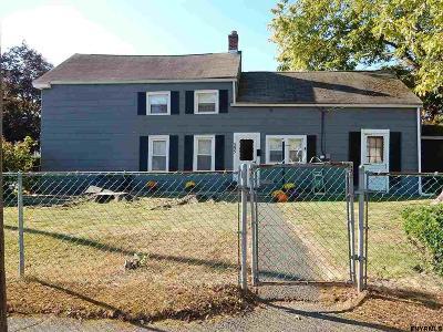 Troy Single Family Home Price Change: 595 6th Av