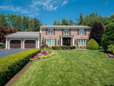 Guilderland Single Family Home For Sale: 1020 Dibella Dr