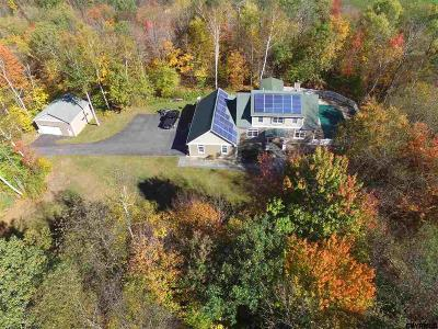 Rensselaer County Single Family Home For Sale: 465 Cherry Plain Hill Rd