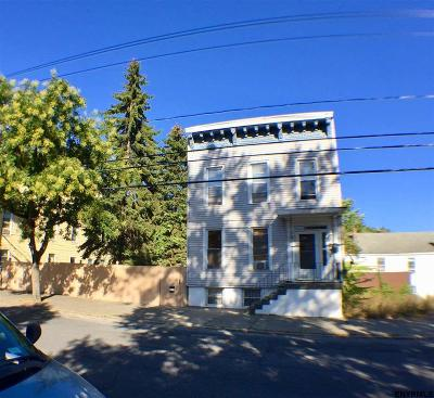 Cohoes Multi Family Home For Sale: 118 Main St