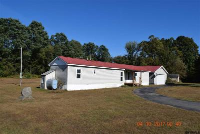 Single Family Home Sold: 503 Bald Mountain Rd