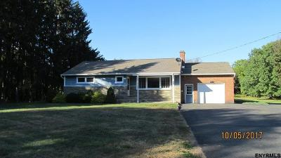 Clifton Park Single Family Home For Sale: 27 Wing Rd