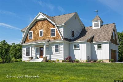 Saratoga County Single Family Home For Sale: 301 Old Stone Ridge Rd