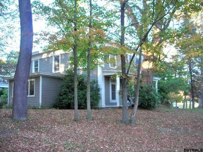 Rensselaer County Single Family Home For Sale: 7 Ford Rd