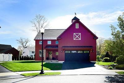 Saratoga County Single Family Home For Sale: 304 Old Stone Ridge Rd