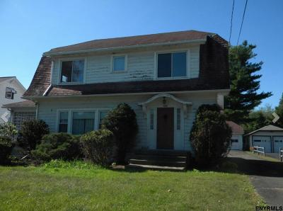 Claverack Single Family Home For Sale: 448 County Route 23b