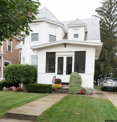 Albany Single Family Home For Sale: 9 Ramsey Pl