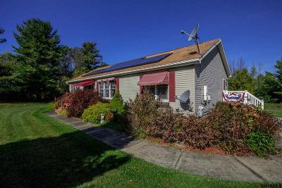 Delanson Single Family Home For Sale: 2422 Gage Rd