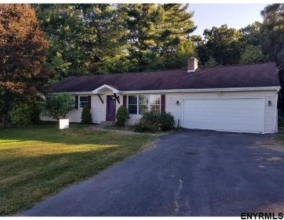 Saratoga County Single Family Home For Sale: 8 Valley View Ter