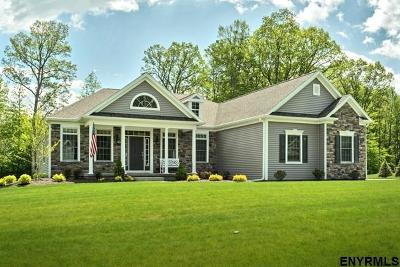 Albany County Single Family Home For Sale: 5 Fairway Ct