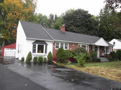 Rotterdam Single Family Home For Sale: 46 Continental Rd