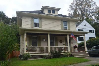 Troy Single Family Home For Sale: 11 Balsam Av