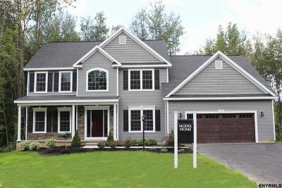 Schenectady County Single Family Home For Sale: 2463 Hilltop Rd
