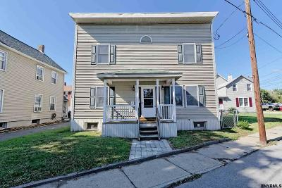 Saratoga County Single Family Home For Sale: 49 Canal St