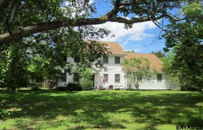 Schenectady Single Family Home For Sale: 192 Lishakill Rd
