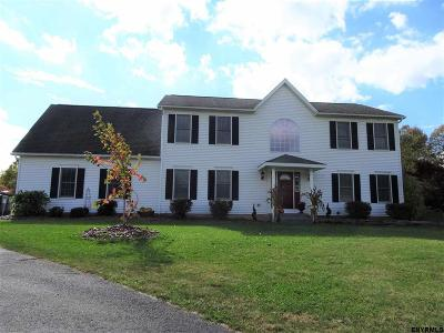 Rensselaer County Single Family Home For Sale: 53 Streamview La