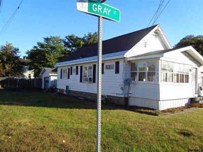 Schenectady Single Family Home For Sale: 1879 Gray St