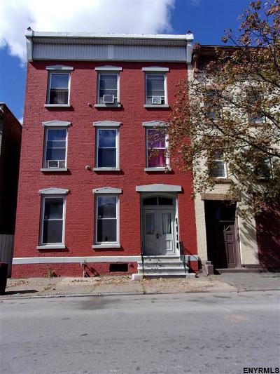 Troy Multi Family Home For Sale: 331 2nd St