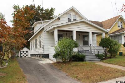 Schenectady Single Family Home For Sale: 2012 Campbell Av