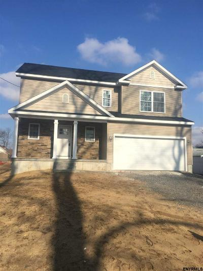 Colonie Single Family Home New: 27 Tennessee Av