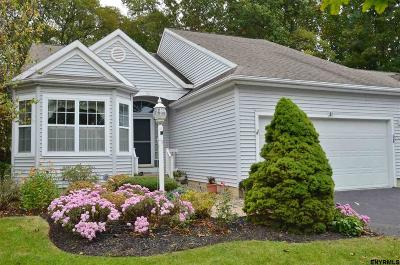 Clifton Park Single Family Home For Sale: 30 Parkland Ct