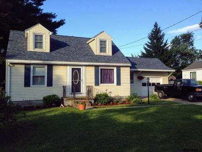 Rotterdam Single Family Home For Sale: 229 Howell St