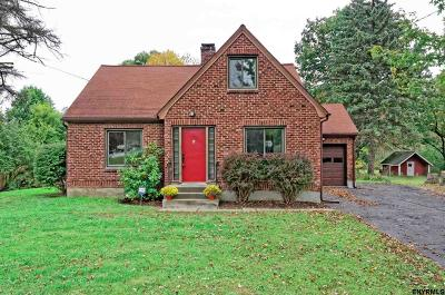 Guilderland Single Family Home For Sale: 721 Route 146