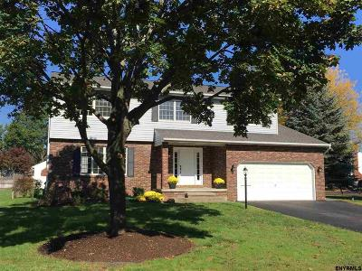Colonie Single Family Home New: 12 Winchester Pl