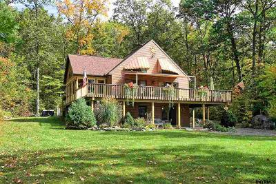 Rensselaer County Single Family Home For Sale: 2364 Ny 43