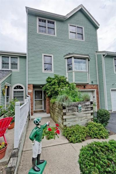 Saratoga Springs Single Family Home For Sale: 9 Lakeview Rd