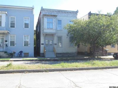 Troy Two Family Home For Sale: 506 6th Av