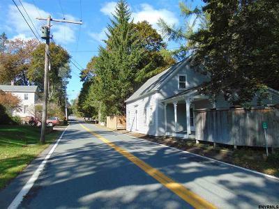 Rensselaer Single Family Home New: 5023 Delaware Turnpike