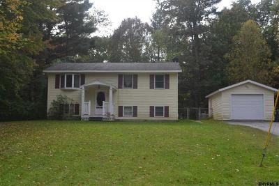 Saratoga County Single Family Home For Sale: 17 Whippletree Rd
