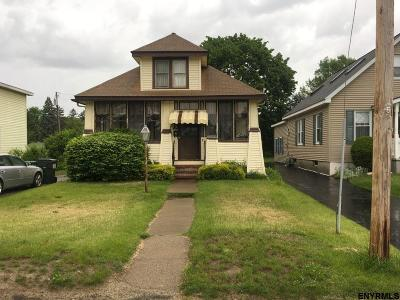 Rotterdam Single Family Home For Sale: 2121 Parklawn Av