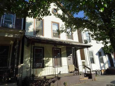 Troy Multi Family Home For Sale: 3342 6th Av