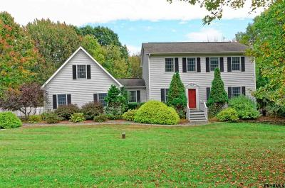Chatham Single Family Home For Sale: 140 Crestview Dr