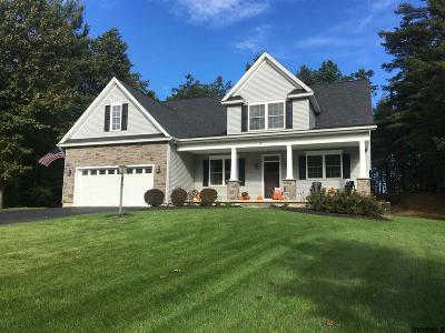 Saratoga Springs Single Family Home For Sale: 7 Corinne Ct