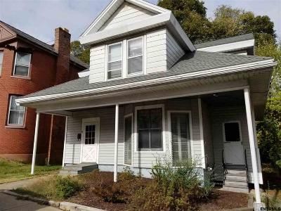 Colonie Single Family Home For Sale: 9 Idlewild Pk