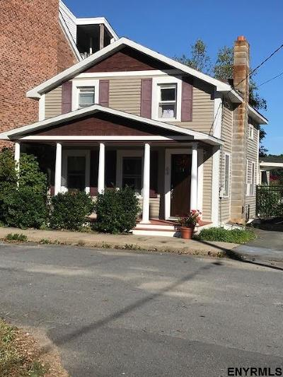 Rensselaer County Single Family Home New: 64 East St