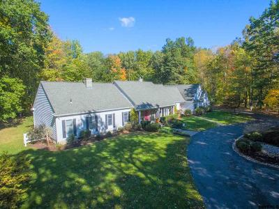Clifton Park Single Family Home For Sale: 1067 Ballston Lake Rd