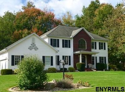 Saratoga County Single Family Home Extended: 2 Mohican Way