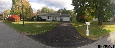 Rensselaer County Single Family Home New: 12 Orchard Rd