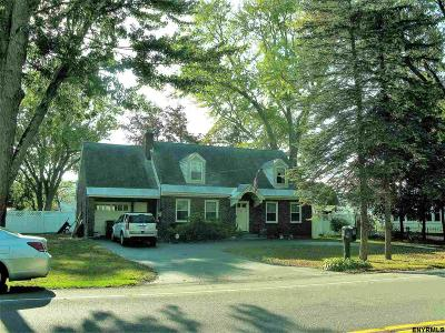Schenectady County Single Family Home New: 1727 Amsterdam Rd