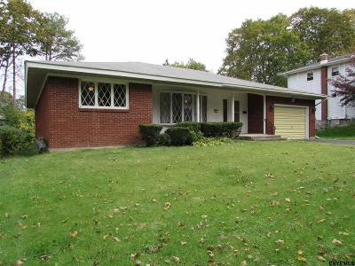 Albany NY Single Family Home New: $155,000