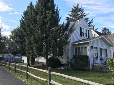 Schenectady County Single Family Home New: 501 Charles St