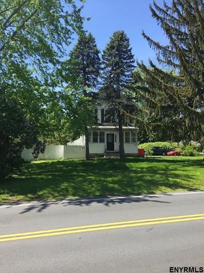 Schenectady County Single Family Home New: 4300 Consaul Rd