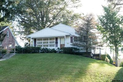 Albany NY Single Family Home New: $149,898